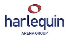 Harlequin ARENA logo