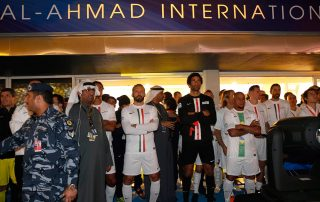 Fifa chief kuwait ban