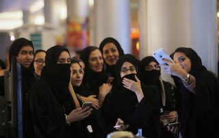 Saudi-Arabia-to-lift-ban-on-women-in-sports-stadiums