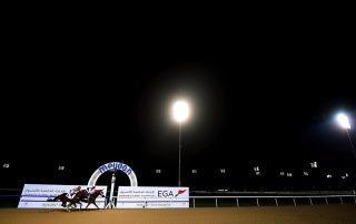 Emirates sponsor full race card at Jebel Ali