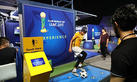 FIFA Club World Cup fans