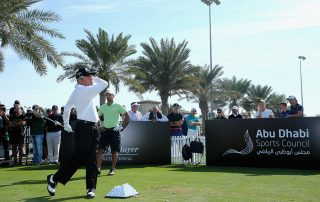 Golf legend Gary Player strikes gold again for charity