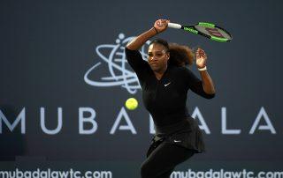 Mubadala tie up with WTA event 1
