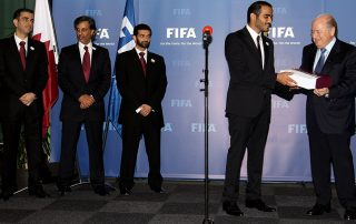Qatar hit by World Cup corruption claims 1