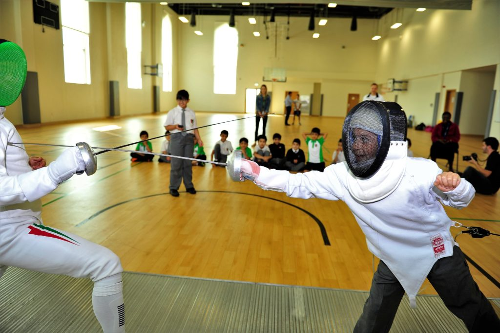 GEMS and ESM Centre of Excellence Fencing