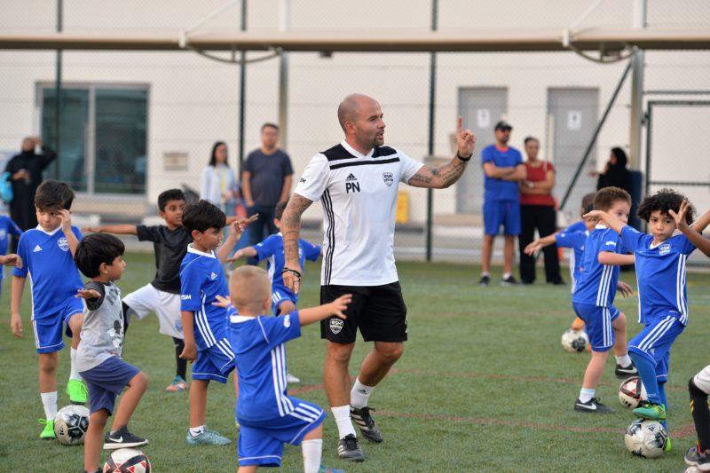 GEMS ESM Centre of Excellence football