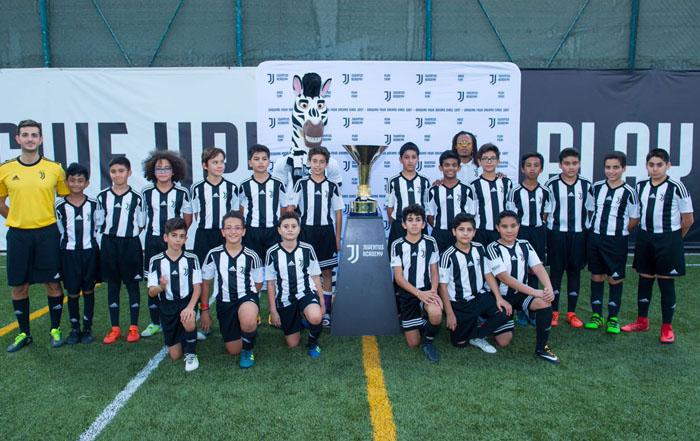 official photos 43620 e7ac3 Cristiano Ronaldo & Co inspiring kids at Juventus Academy ...