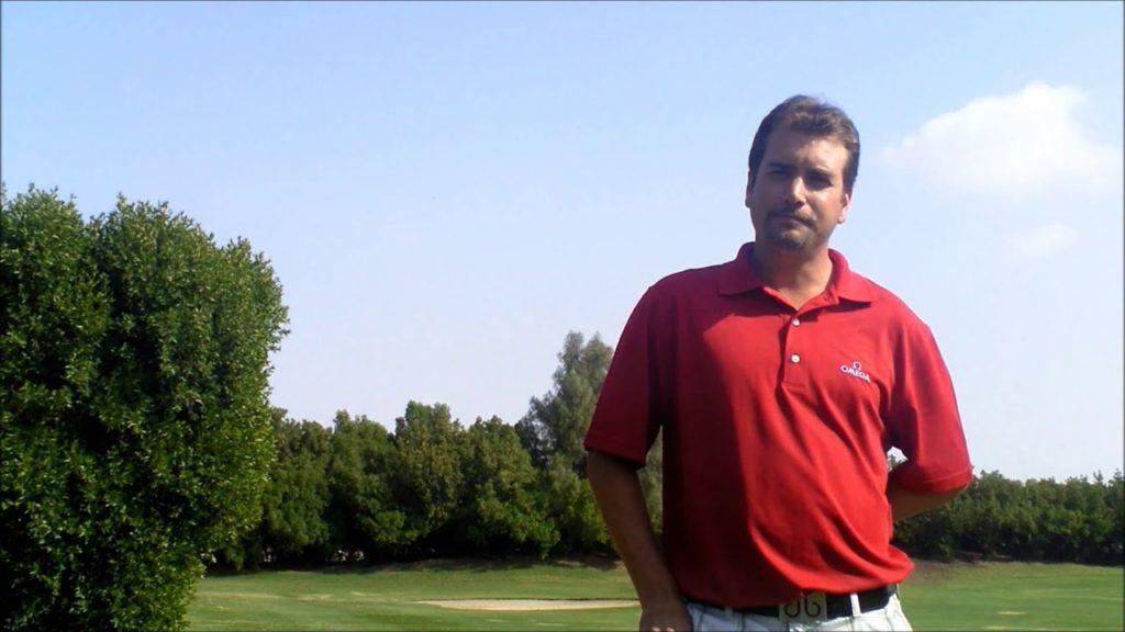 Michael Harradine golf course design