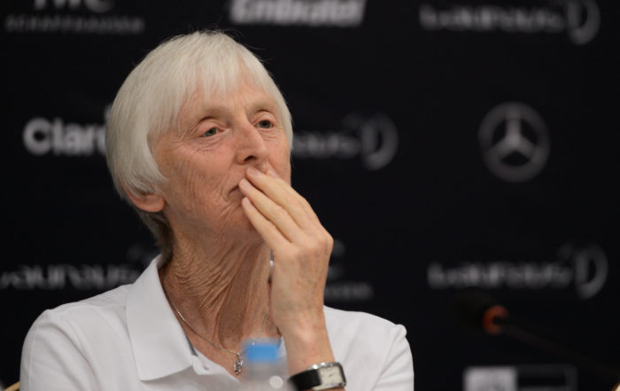 Baroness Sue Campbell Women's Football