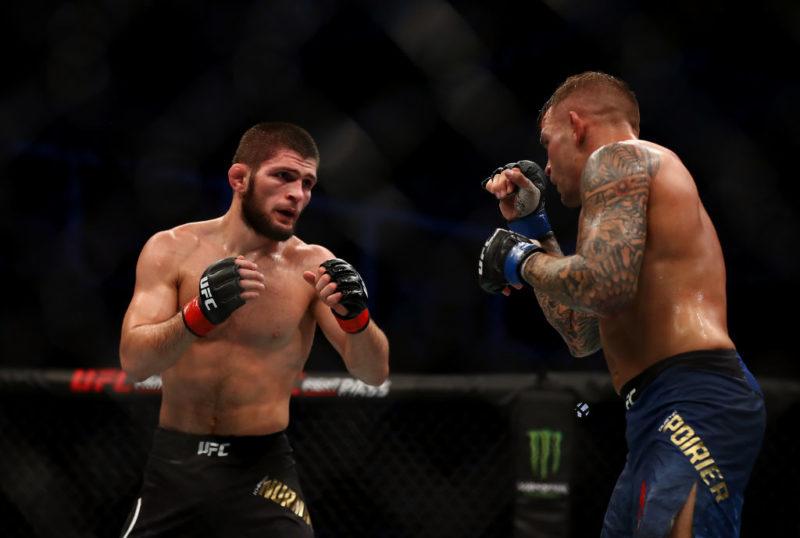 UFC 242 Khabib