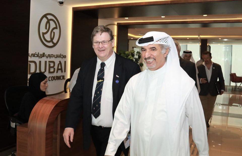 IeSF Dubai