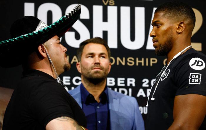Ruiz vs Joshua 2 Saudi Arabia