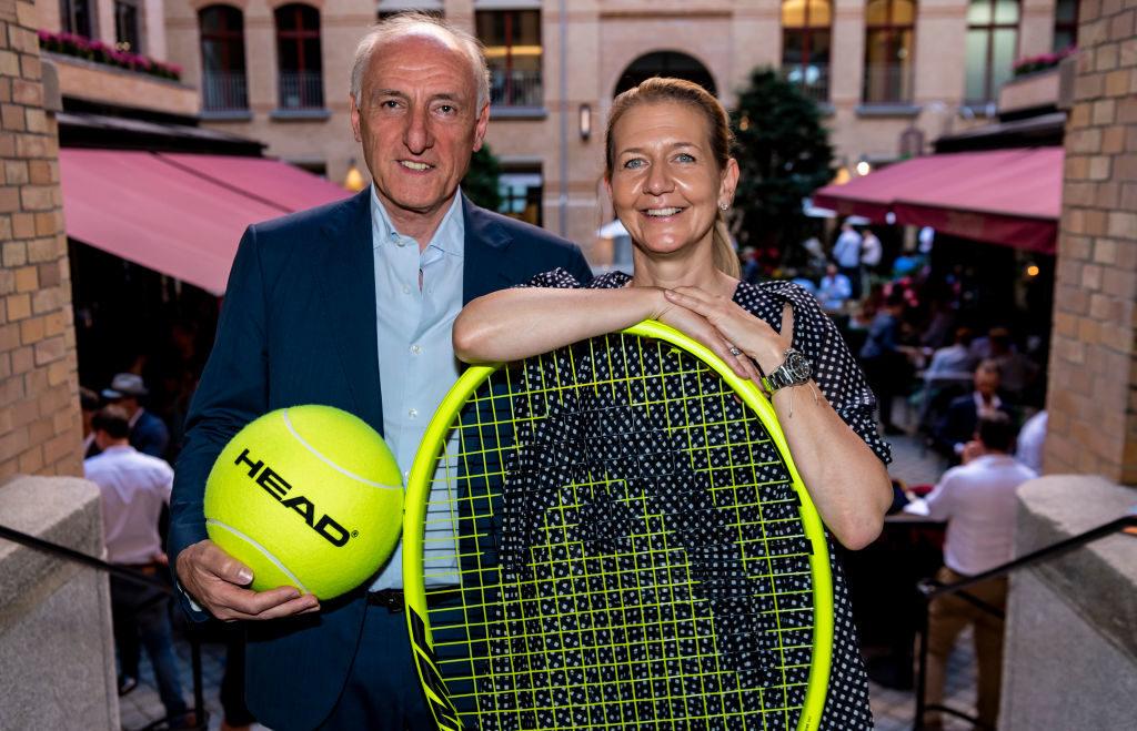 Diriyah Tennis Cup Peter-Michael Reichel