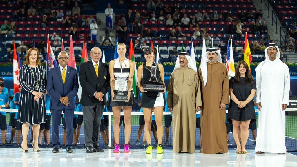 Dubai Duty Free Tennis Championships WTA