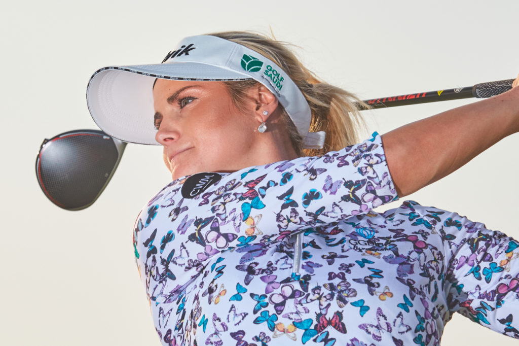 Ladies European Tour Carly Booth