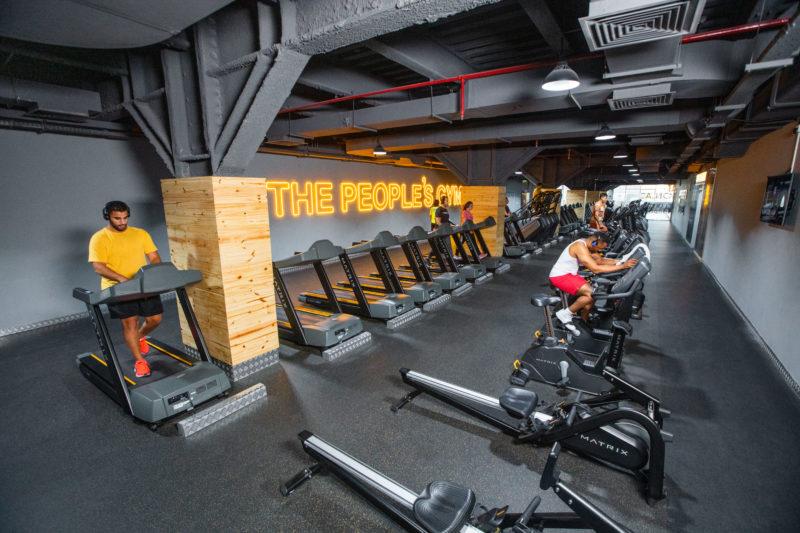 Gym Nation Dubai