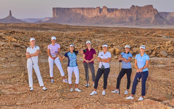 Ladies European Tour Golf Saudi Arabia