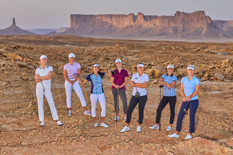 Ladies European Tour Golf Saudi Arabia