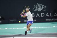 Mubadala Rafa Nadal 2019