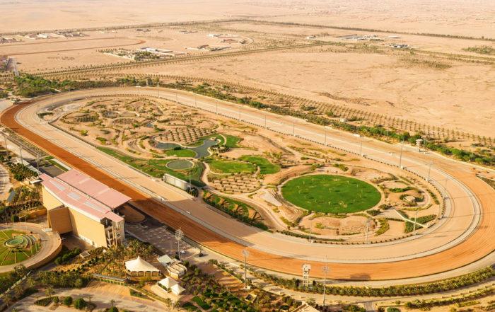 Saudi Cup horse racing