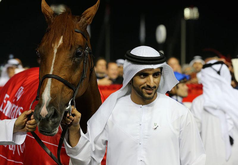 Sheikh Hamdan Dubai