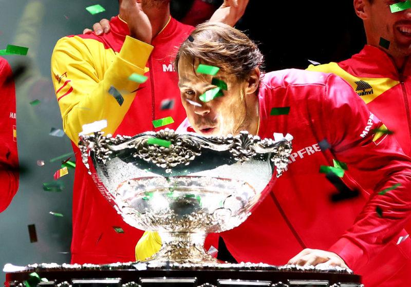 Davis Cup Rafa Nadal