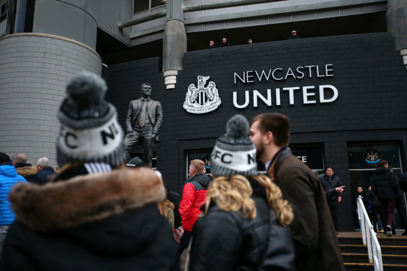Newcastle United Saudi Arabia