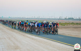 UAE Tour cycling