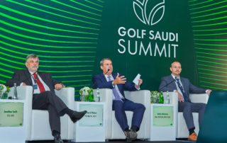 Golf Saudi Summit